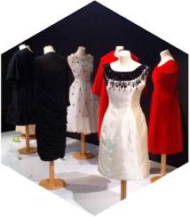 """Exhibition """"Barcelona haute couture"""""""
