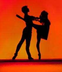 An invitation to the Corella Ballet