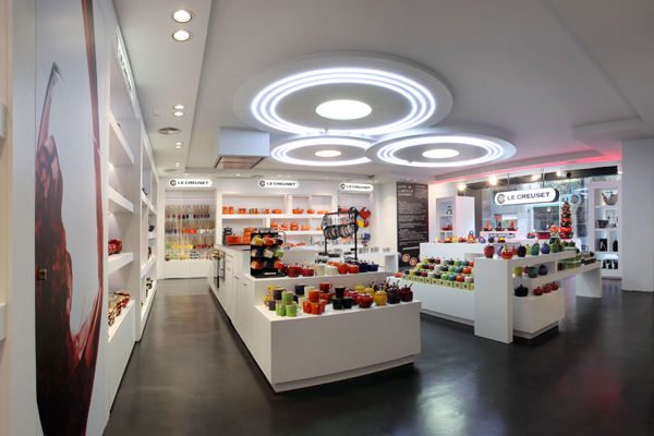 le creuset opens its first shop in barcelona passeig de On le creuset barcelona