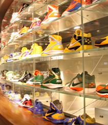 Nike Store, el paradís dels fans de Nike