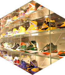 Nike Store: Nike Fan Paradise