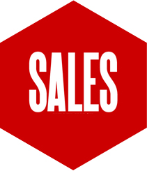 Sales: Thank you, thank you, thank you!