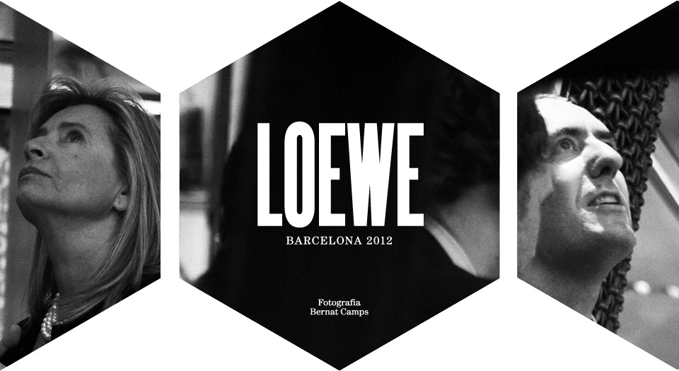 Loewe barcelona bernat camps Nº3. Cambio