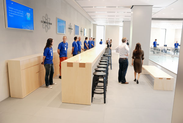 8 The New Apple Store in Passeig de Gràcia: here at last!