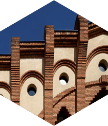 Bodegas. Cooperativismo + Modernismo
