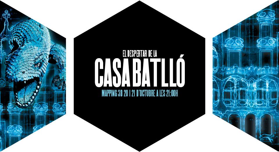 Mapping3d CasaBatllo cat Nº6. Superació.