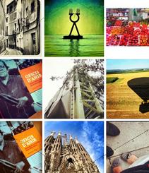 Cataluña tras el objetivo de Instagram