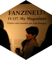 The Loewe Gallery presents Fanzine137, 19.137, My Magazine