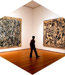 ¡Explosión! El legado de Jackson Pollock