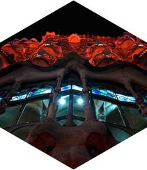 Barcelona da la cara por el Sida