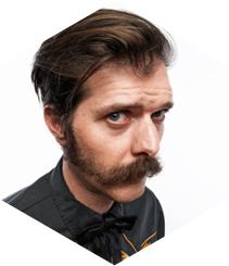Movember, un bigote para luchar contra el cáncer de próstata