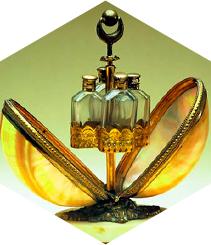 La historia del perfume en Paseo de Gracia