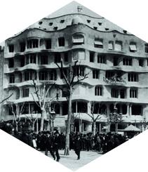 Los 100 años de La Pedrera