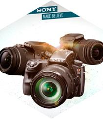 Must product: Sony Cámaras Réflex