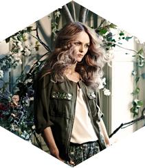 Vanessa Paradis protagonista de la colección Conscious
