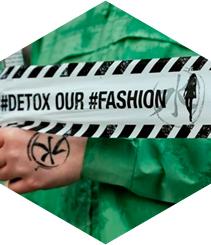 La moda cede ante la presión de Greenpeace