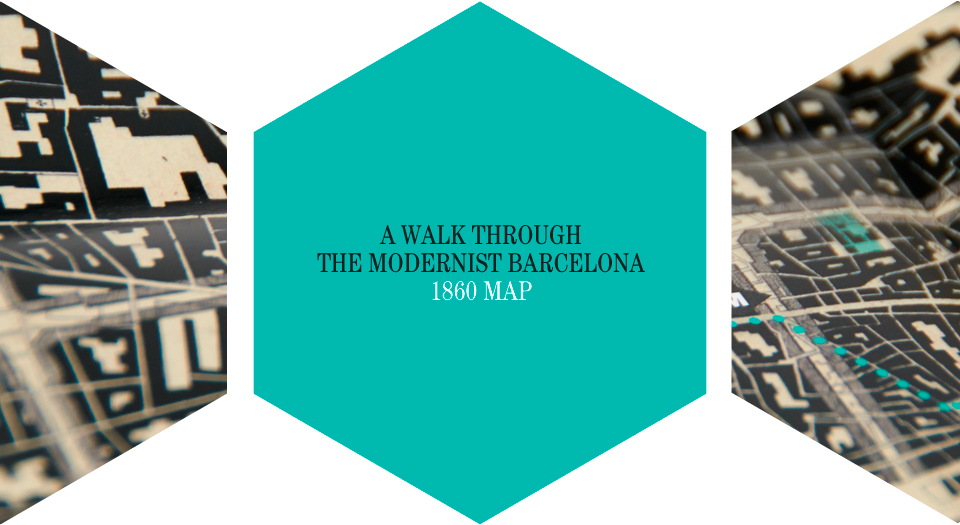 Bcn modernista destacado eng Magazine