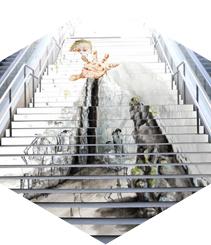 Swab Stairs 2013