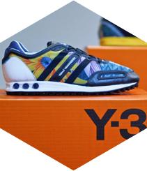 Décimo aniversario de Adidas Y-3