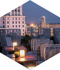 El hotel Mandarin Oriental abre para todos el Terrat