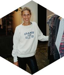 El estilo francés de Isabel Marant para H&M