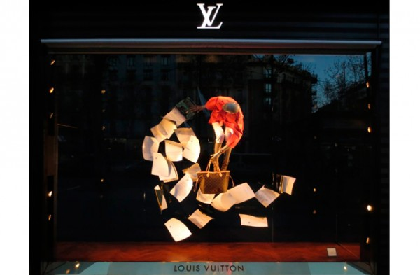premios-top-10-escaparates-de-barcelona-paseo-de-gracia-louis-vuitton-2