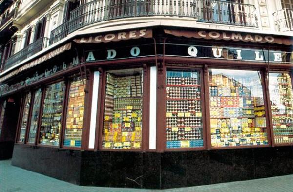 Tiendas centenarias de barcelona en peligro passeig de for Vaciado de locales en barcelona