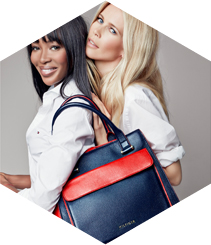 Tommy Hilfiger a beneficio de Breast Health International