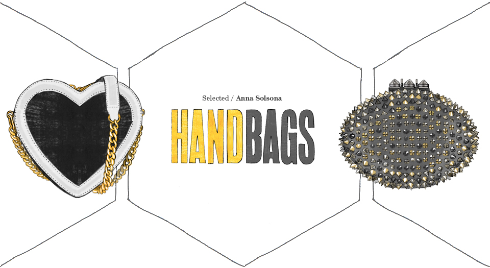 destacado handbags Anna solsona Revista