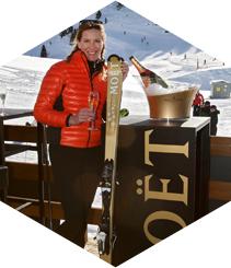 Moët & Chandon inaugura la temporada d'hivern