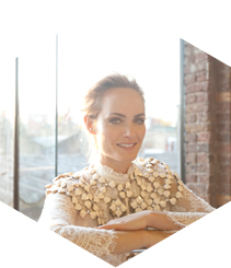 Amber Valletta, el nuevo rostro Conscious
