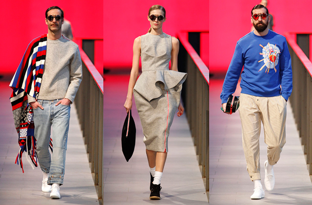 080 barcelona fashion desfile BRAIN AND BEAST Día2: #080BcnFashion