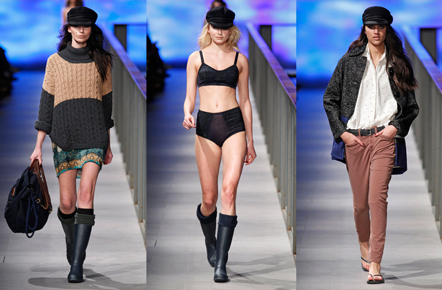 080 barcelona fashion desfile TCN Día2: #080BcnFashion