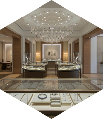 The New Cartier Space