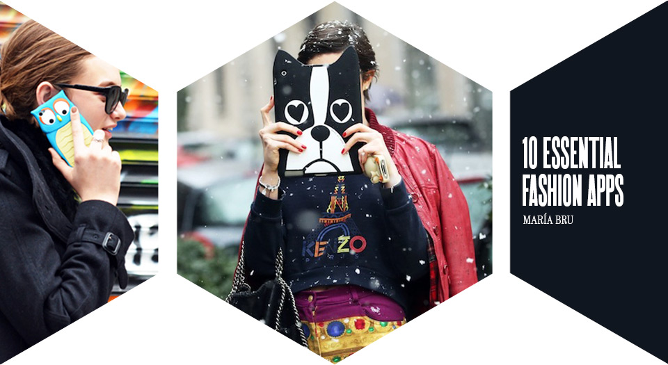 10 essential fashion apps