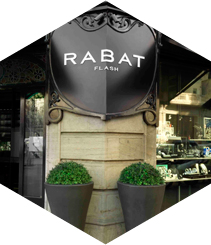 Rabat: tres establecimientos en Paseo de Gracia