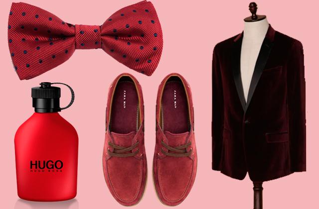 regalos de san valentin para hombre paseo de gracia Todo al rojo