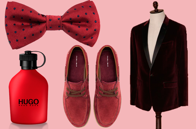 regalos de san valentin para hombre paseo de gracia Tot al vermell