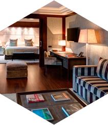 Nova Suite Antonio Machado a l'hotel Majestic