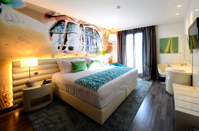 hoteles con encanto barcelona paseo de gracia hotel indigo Hoteles con encanto cerca de Paseo de Gracia