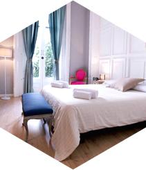 Hoteles con encanto cerca de Paseo de Gracia