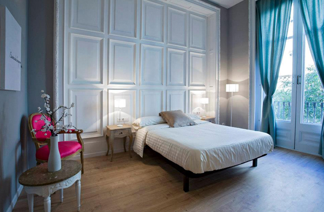 hoteles con encanto barcelona paseo de gracia violeta boutique Hoteles con encanto cerca de Paseo de Gracia