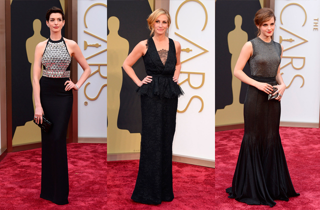 oscars 2014 alfombra roja paseo de gracia4 And the Oscar goes to...
