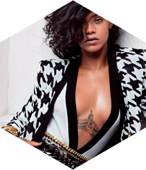 Rihanna, premio Icono de la Moda del CFDA