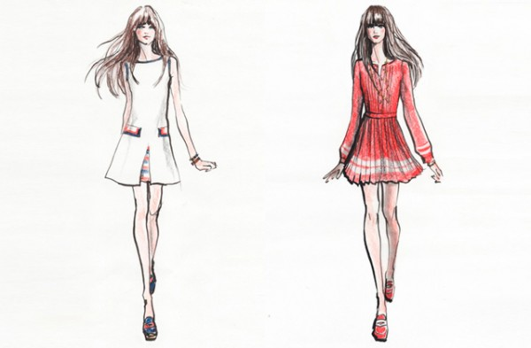 Zooey-Deschanel-new-girl-tommy-hilfiger-collection1