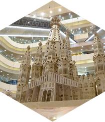 L'obra de Gaudí arriba a Hong Kong