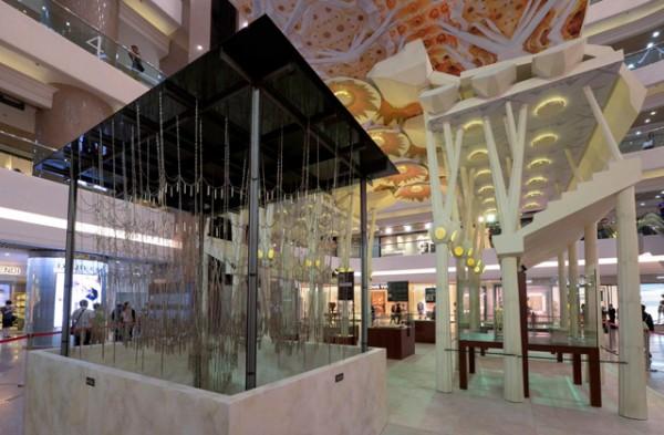 gaudi-Times-Square-Hong-Kong-paseo-de-gracia1