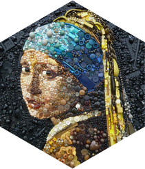 Recycled Art jane perkins