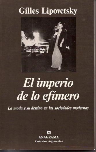 libros-sant-jordi-paseo-de-gracia-EL-IMPERIO-DE-LO-EFIMERO