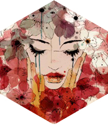 """Love & Death"" by Conrad Roset"